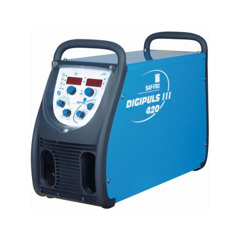 Saldatrice Inverter DigiPuls 420 con Carrello FRO